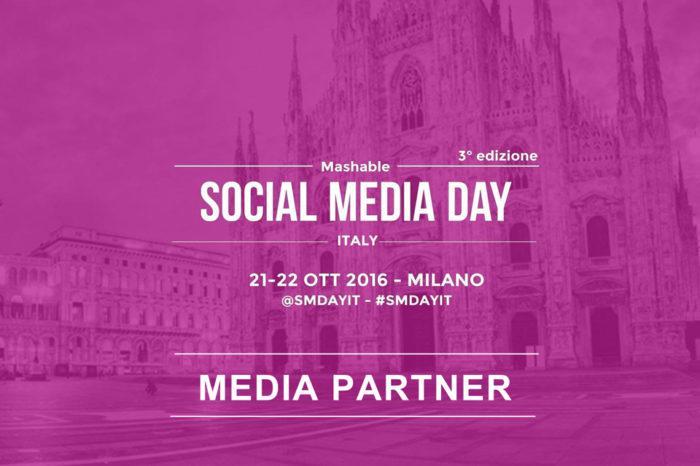 Mashable Social Media Day Italy 2016: l'innovazione al centro