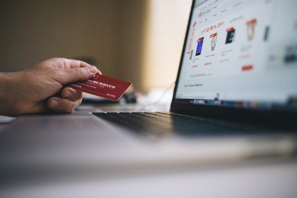 acquisti online da computer