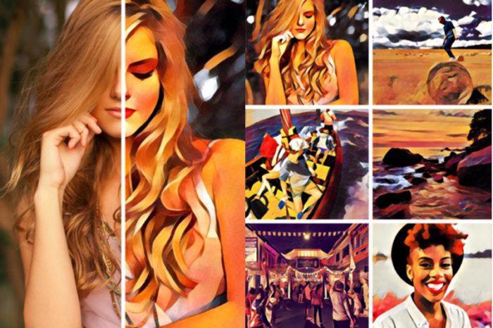 Prisma: l'app con filtri artistici per abellire le tue foto Instagram