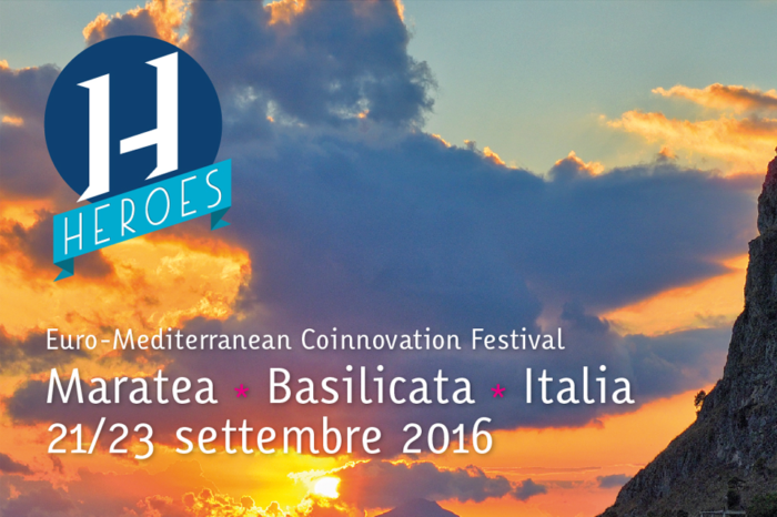 Heroes meet in Maratea: il 1° Euro-Mediterranean Coinnovation Festival