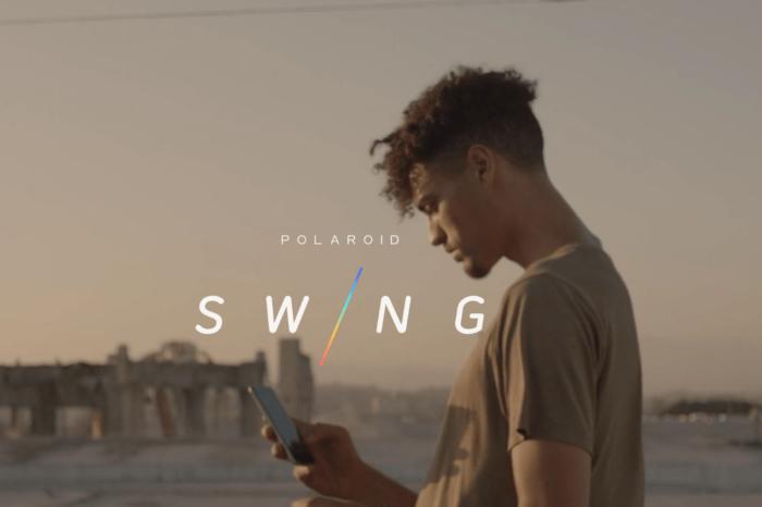 Polaroid Swing: l'app per scattare e condividere foto