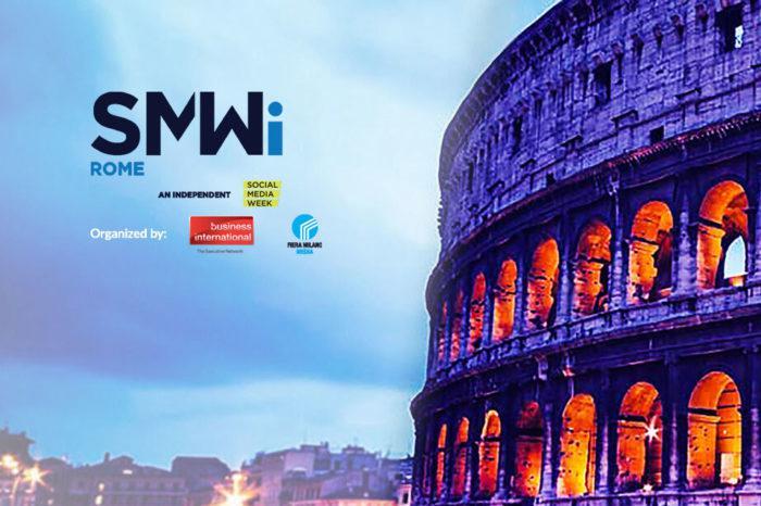 SMW Rome 2016: ecco i protagonisti dell'evento