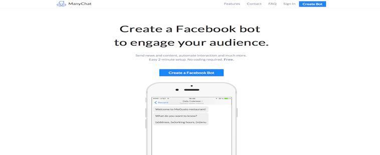 Come creare un Bot Facebook
