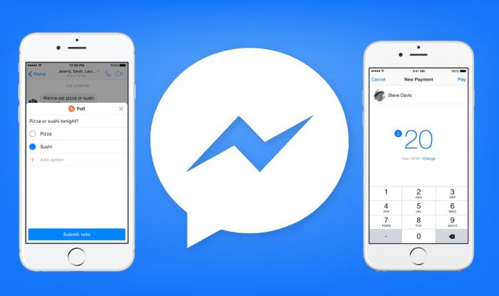 Facebook Messenger Sondaggi: scopri le ultime novità di Facebook