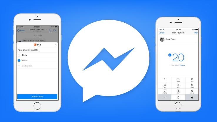 Facebook Messenger Sondaggi