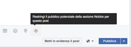 Come targetizzare i post della tua Pagina Facebook
