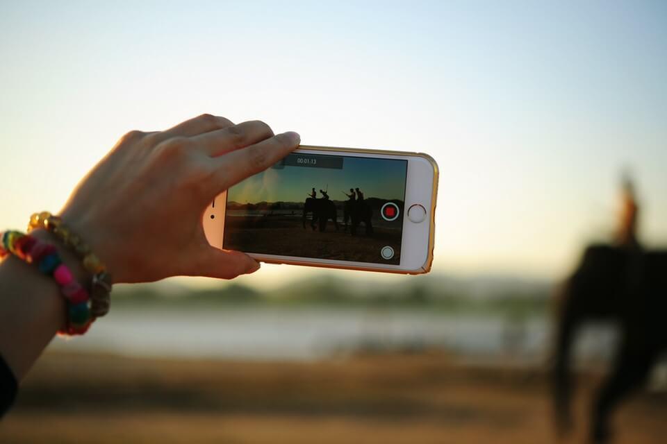 app video storytelling