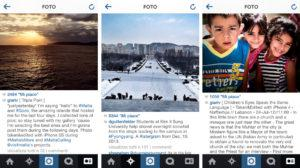 Descrizione Instagram