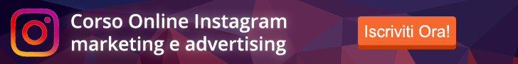 Corso di Instagram Marketing e Advertising
