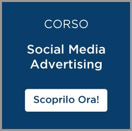 Corso Social Media Advertising