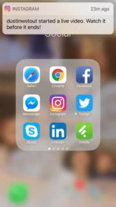 Come si usa Instagram Live