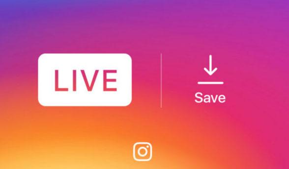 Salvare Video Live