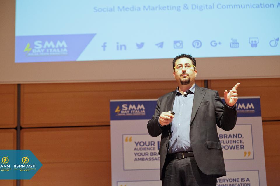 Social Media Marketing Day Italia: scopri il programma della 5° Edizione Nazionale