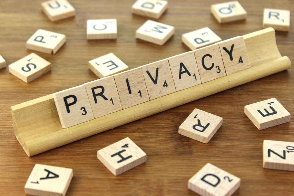 privacy sui social network
