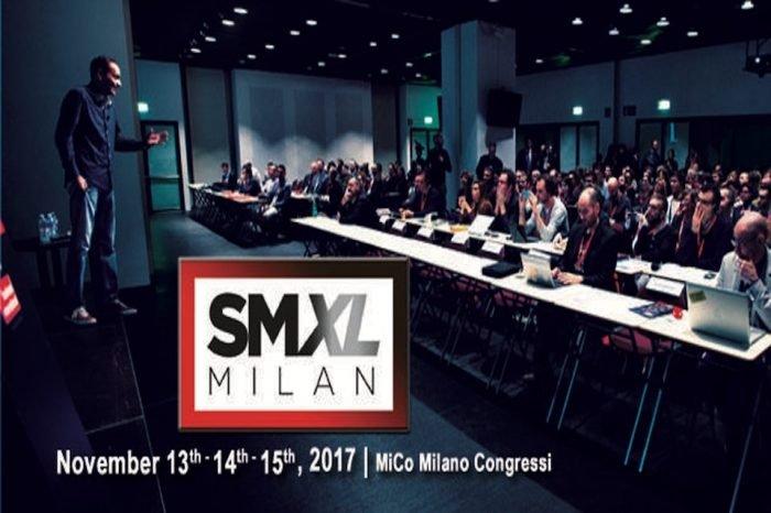 Dal 13 al 15 novembre la V°edizione del SMXL 2017 a Milano