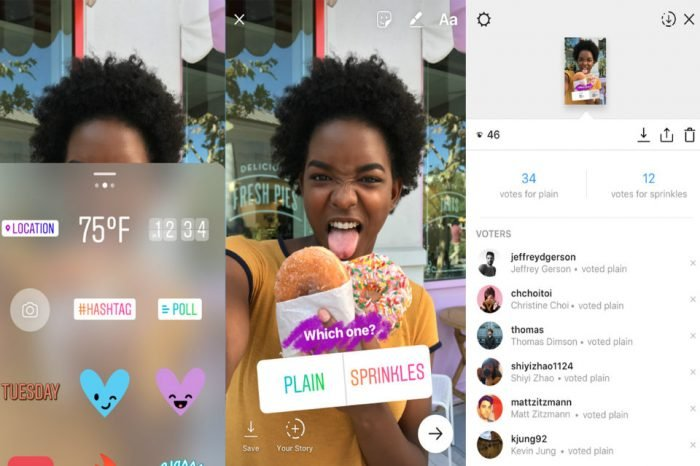 Come fare sondaggi su Instagram Stories