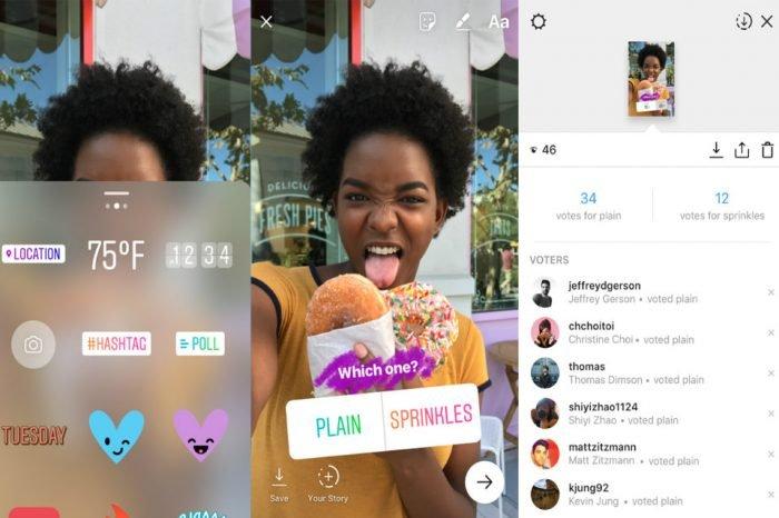 Come fare sondaggi su Instagram Stories