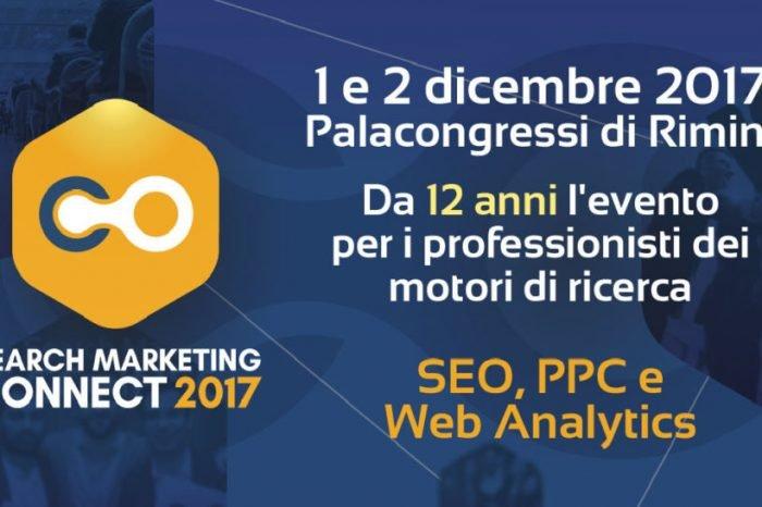 Search Marketing Connect a Rimini, ecco il programma dell'evento