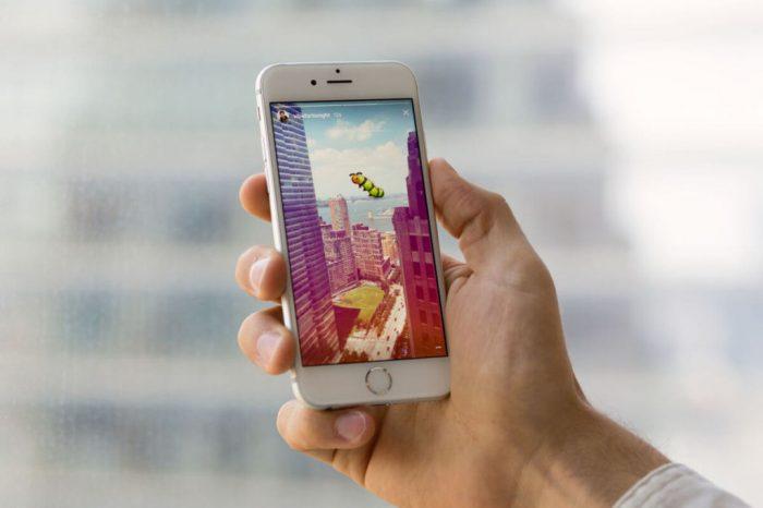 Come creare nuove Stories Instagram tramite il sito mobile