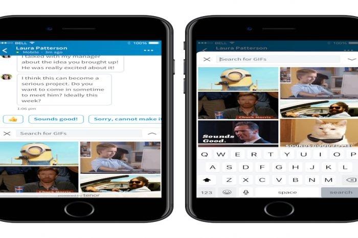 LinkedIn GIF: introdotte le immagini animate sul social professionale