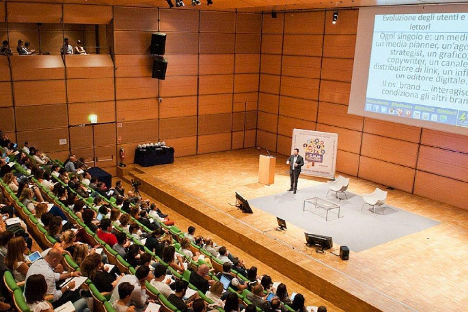 SMMDAYIT: il programma dell'evento