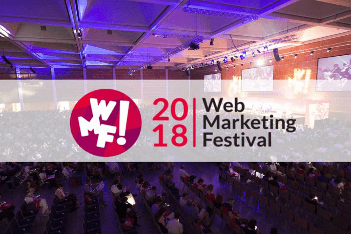 Web Marketing Festival 2018: ecco le 6 start up finaliste