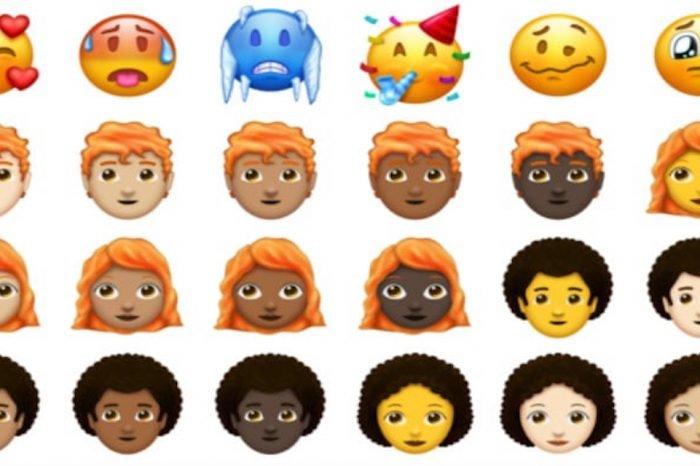 Facebook e WhatsApp: in arrivo 157 nuove emoji, se ne contano 2823