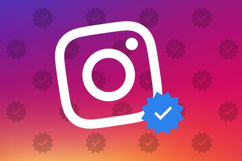 Spunta blu su Instagram