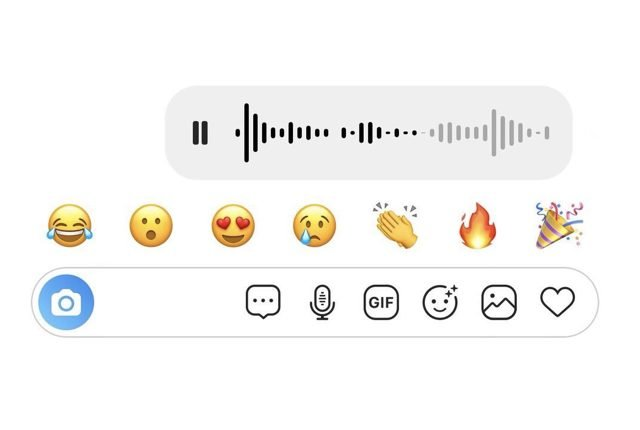 Instagram Messaggi Vocali