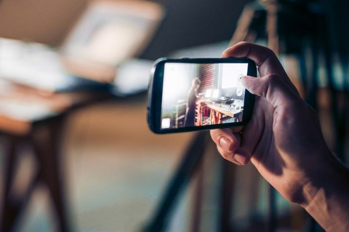 Applicazioni per fare i video: 5 da non perdere
