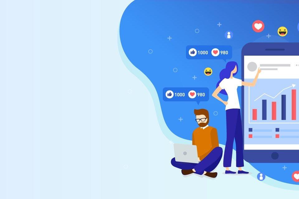 Creare immagini per i social network